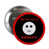 Don't bother me I poison you 2.25&quot; Button (10 pack