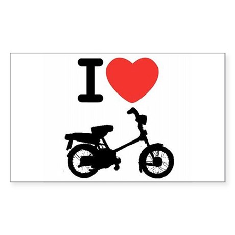 Moped Stickers