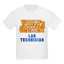 World's Greatest Lab Technician T-Shirt