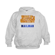 World's Greatest Mailman Hoodie