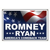 Romney Ryan Banner
