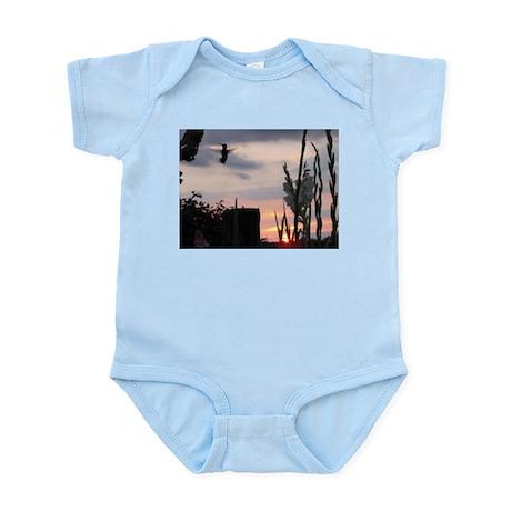 Hummer Angel Infant Bodysuit