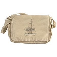 Catalina 34 Messenger Bag