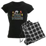 Team Poultry Women's Dark Pajamas