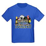 Team Poultry Kids Dark T-Shirt