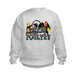 Team Poultry Kids Sweatshirt