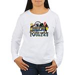 Team Poultry Women's Long Sleeve T-Shirt