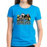 Team Poultry Women's Dark T-Shirt