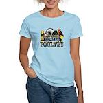 Team Poultry Women's Light T-Shirt