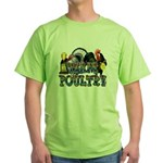 Team Poultry Green T-Shirt