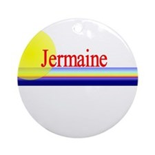 Jermaine Ornament (Round)