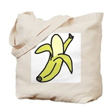 Tasty Banana Tote Bag