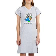 Personalize it - Koala Bear with backpack Women's