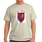 Israeli Paratrooper Ash Grey T-Shirt
