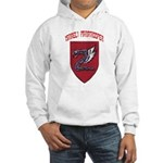 Israeli Paratrooper Hooded Sweatshirt