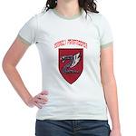 Israeli Paratrooper Jr. Ringer T-Shirt