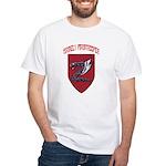 Israeli Paratrooper White T-Shirt