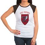 Israeli Paratrooper Women's Cap Sleeve T-Shirt
