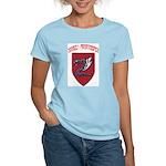 Israeli Paratrooper Women's Pink T-Shirt