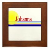Johanna Framed Tile