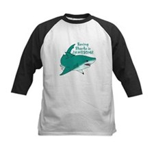 Saving Sharks Tee