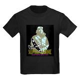 Spitfire plane Kids T-shirts (Dark)