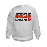 Someone In England Loves Me Sweatshirt