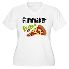 Filmmaker Funny Pizza T-Shirt