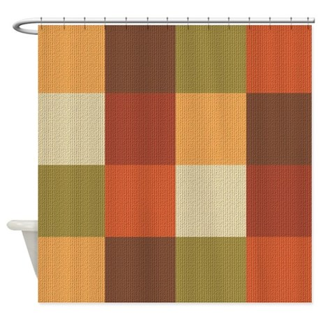 Fall Colors Shower Curtain By Jqdesigns