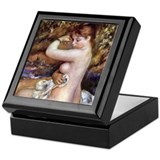 Renoir After The Bath Keepsake Box
