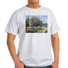Pierre-Auguste Renoir Chestnut Tree T-Shirt