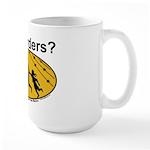 Got Borders? Anti Illegals Large Mug