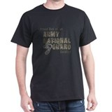 Cool Army national guard T-Shirt
