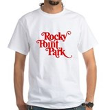 Rocky Point Park Logo - RED Shirt