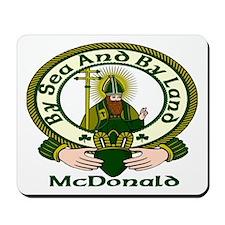 McDonald Clan Motto Mousepad