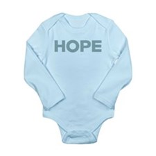 Hope Long Sleeve Infant Bodysuit