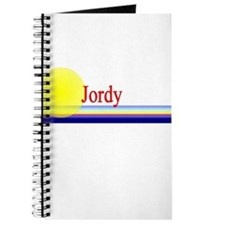 Jordy Journal