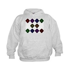 Born to Read Diamonds Hoodie