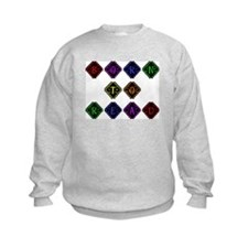 Born to Read Diamonds Sweatshirt