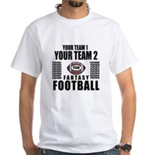 YOUR TEAM FANTASY FOOTBALL PERSONALIZED Shirt