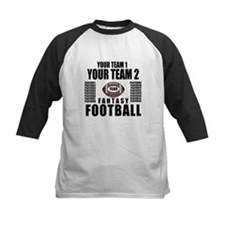 YOUR TEAM FANTASY FOOTBALL PERSONALIZED Tee