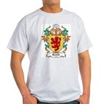 Goold Coat of Arms Ash Grey T-Shirt