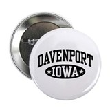 "Davenport Iowa 2.25"" Button"