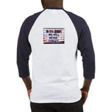 USA Flag/9-11-01 Baseball Jersey