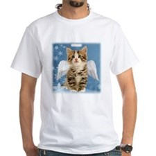 Cute Xmas cat Shirt