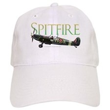Beautiful Spitfire graphic on Baseball Cap