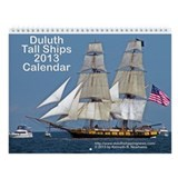 Tall Ships in Duluth Calendar