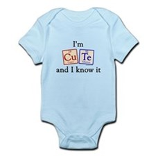 Cool Science humor Infant Bodysuit