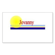 Jovanny Rectangle Decal