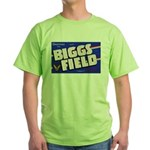 Biggs Field Texas Green T-Shirt